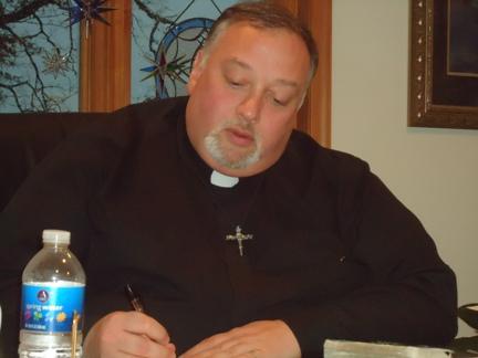 Reverend James D. Robison, Jr
